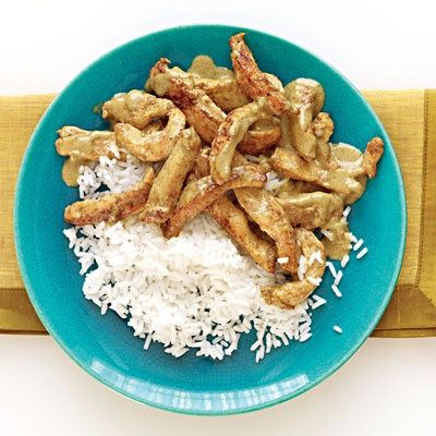 Coconut Curry Chicken We Love This 5 Ingredient Recipe From Everyday With Rachael Ray