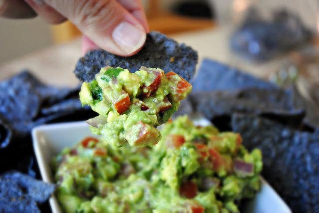 Simply Scratch » Better Than Restaurant Guacamole