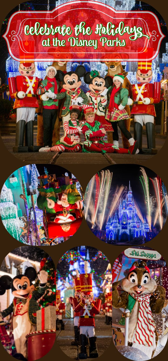 The most wonderful time of the year is upon us and Disney is ramping up the merriment with their events to celebrate the holidays at the Disney Parks.
