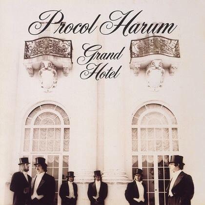 Grand Hotel - Procol Harum- Grand Hotel