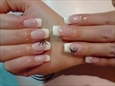 Lovely nails for wedding http://www.i-live.gr/prosfores/# #woman