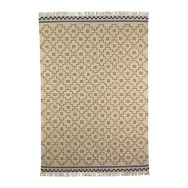 IKEA ALVINE RUTA rug, flatwoven