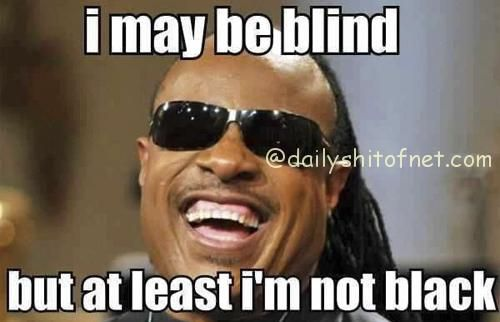Stevie Wonder meme