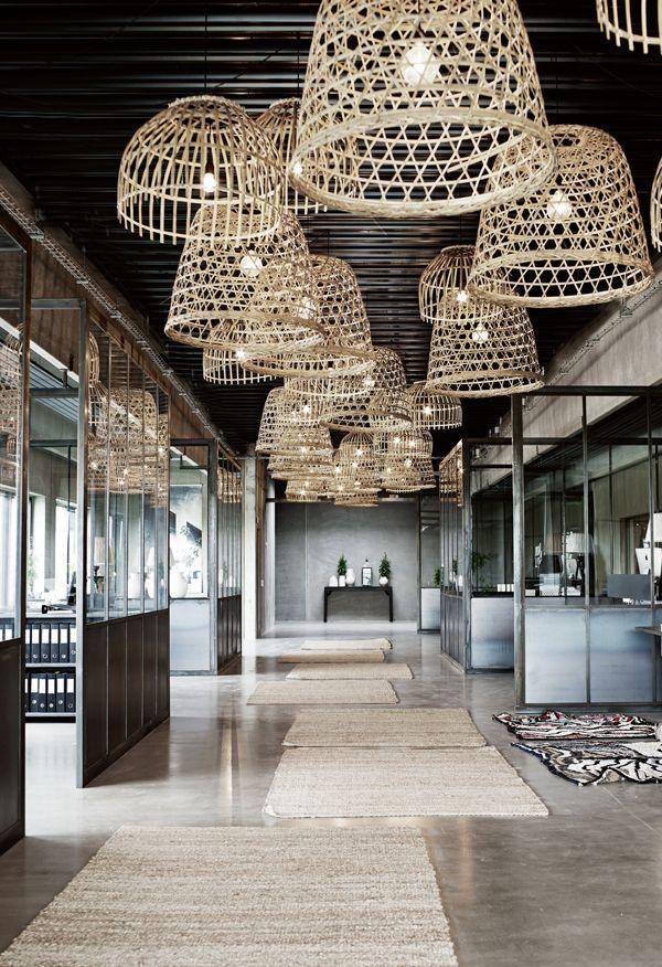 Tine K – Hösten/Vintern 2015 ‹ Dansk inredning och design #Repetition Lantern Style Net Lights via Trendspanarna