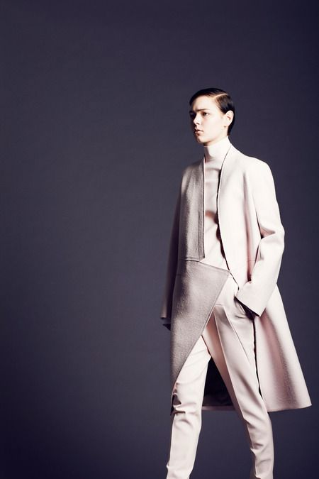 Gabriele Colangelo | Pre-Fall 2014 Collection | Style.com #Fashion #Minimalist #Minimalism