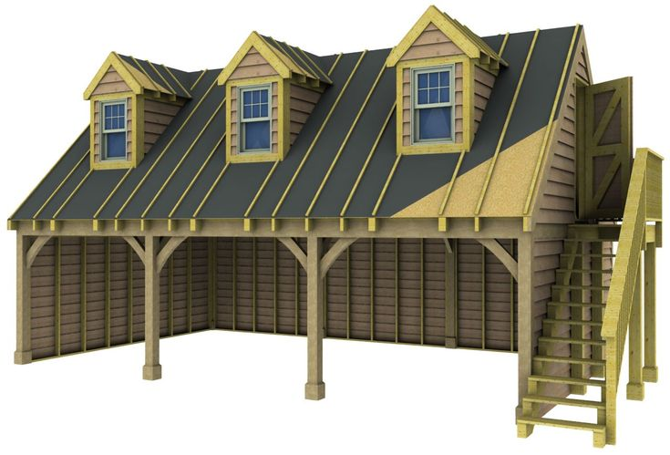 1000 ideas about carport kits on pinterest metal for 3 bay garage kit