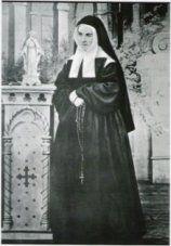 1860 Authentic Photo of St Bernadette