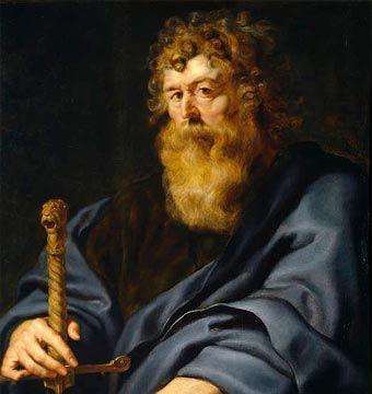 Biografia de San Pablo de Tarso