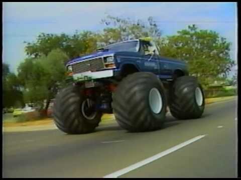 Legend of Bigfoot - The Original Monster Truck