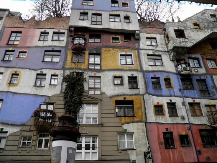 Hundertwasserhaus ♥