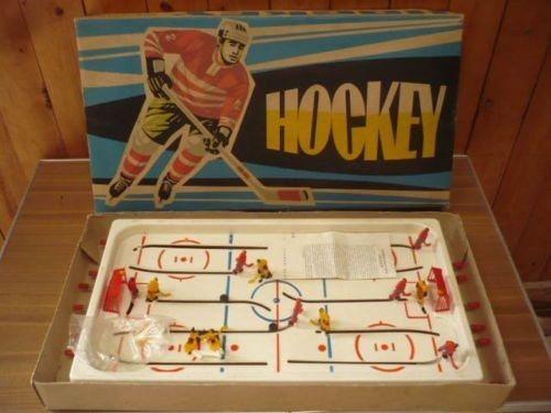 So ein Eishockey-Spiel, bei dem Du die einzelnen Spieler steuern konntest, wolltest Du immer haben. | 31 Spielzeuge, an die sich wirklich nur Ostkinder erinnern können