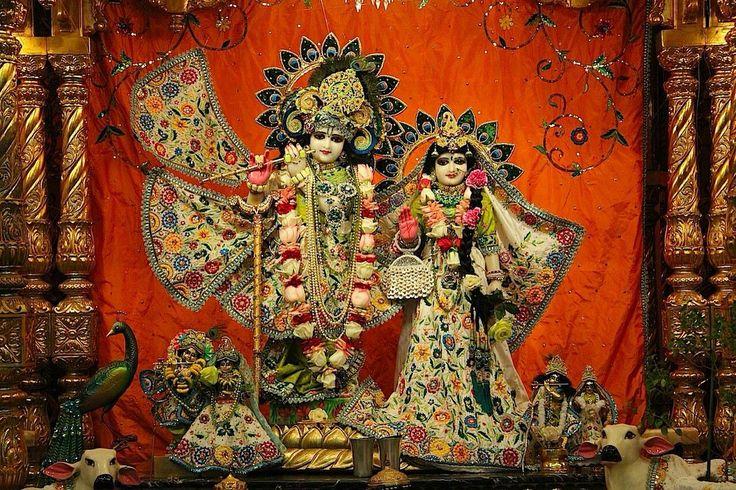Radha Vrindaban Chandra, New Vrindaban