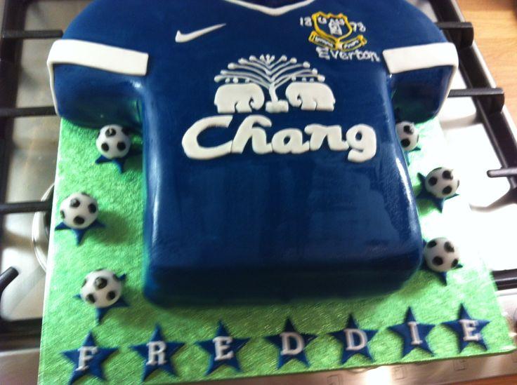 Everton cake