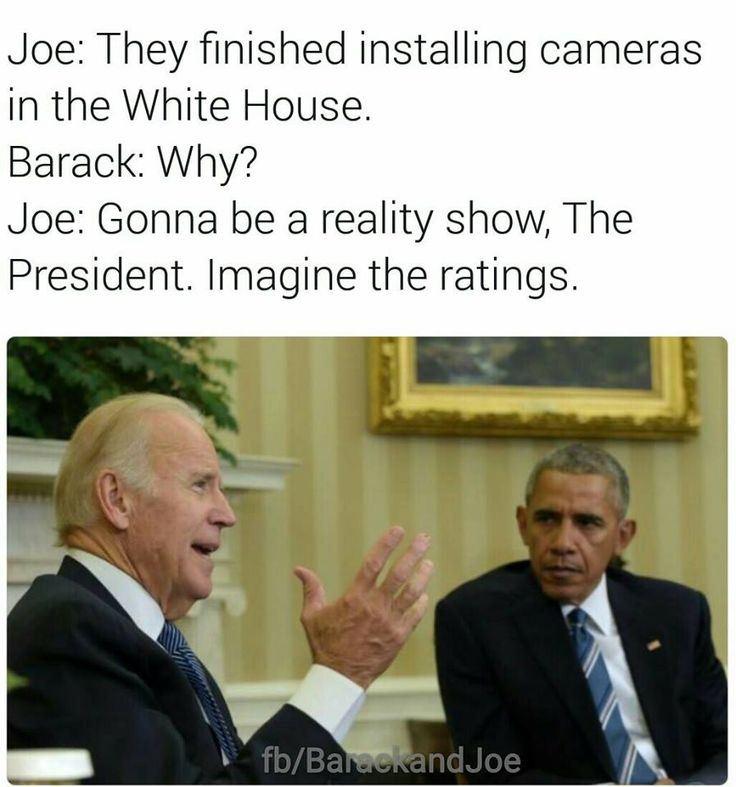 Joe and Obama Memes