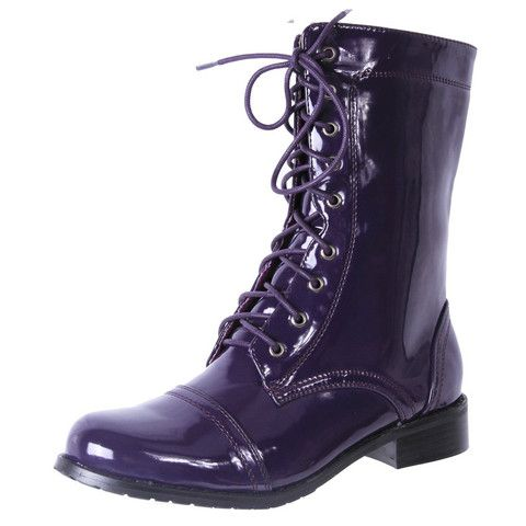 Love PURPLE, love PATENT? You'll LOVE these!  ww.theshoelink.com.au