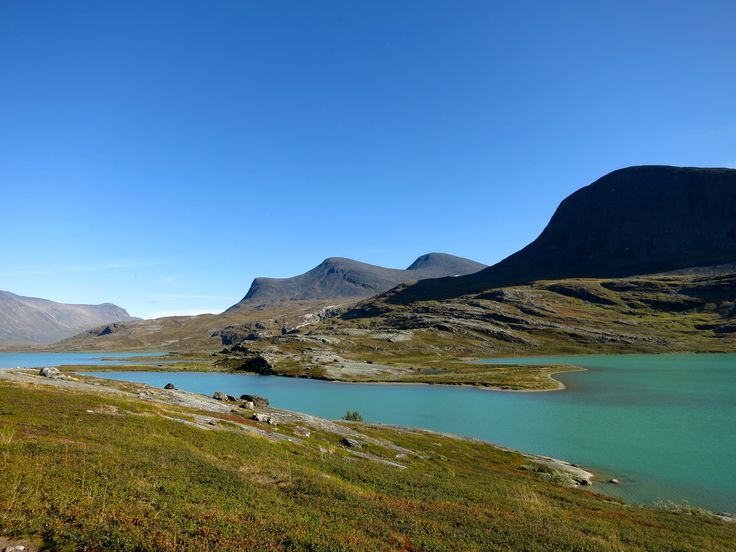 Kungsleden (King's Trail).