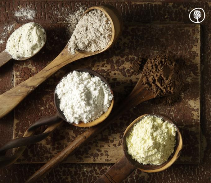 Dough for all kinds of bread, biscuit and cake delights; wafer-thin phyllo pie pastry: It all begins with just a handful of…flour. Discover and browse through a large variety of flours here: http://bit.ly/1dHRjlK #yolenistaste #pies #cookies