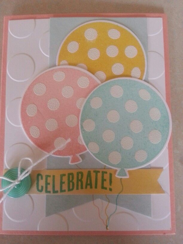 Celebrate Today Stampin' Up Occasions Catalog. More on my blog, RockyMountainHiStamping.Blogspot.com