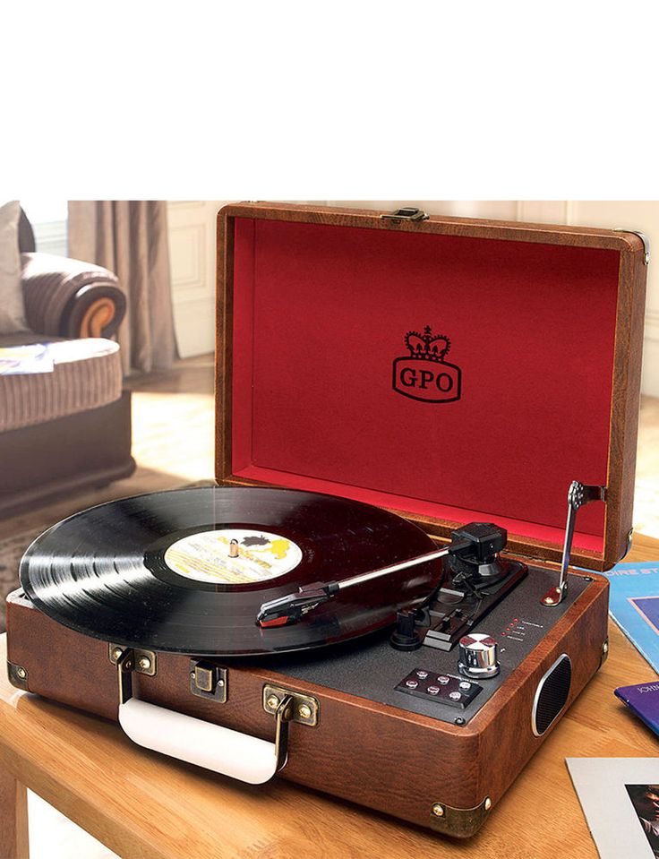 Attache Case Record/LP Player in HiFi Separates Systems/Combos | eBay