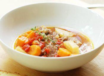 Вкусное рагу из баранины