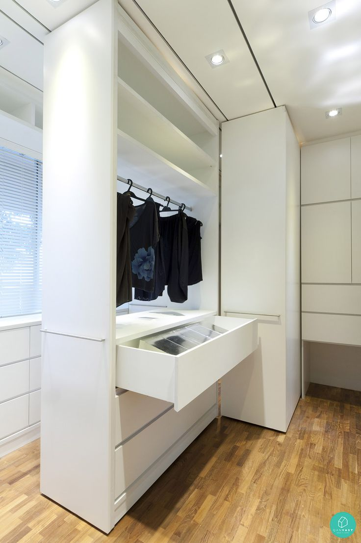 9 Gorgeous Walk-in Wardrobes for Every Girl Would Love To Have