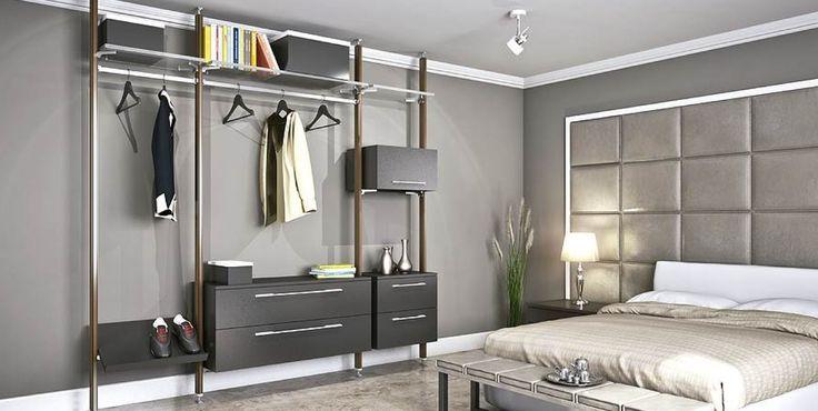 Este Organizador crea un ambiente agradable en el hogar, solo en Wardrobe.