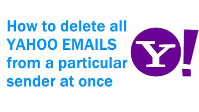 How to Find All Mail From a Sender Fast in Yahoo Mail? Yahoo Mail is a dependable name among all the mail service providers accessible nowadays. It is one of the leading free mail service providers. It has been putting forth amazing services to the clients for many years. It has experienced different changes and updates to offer more valuable and helpful support of the clients.