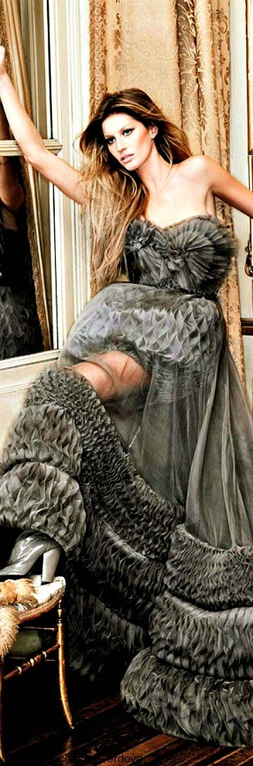 Gisele Bundchen   The House of Beccaria~