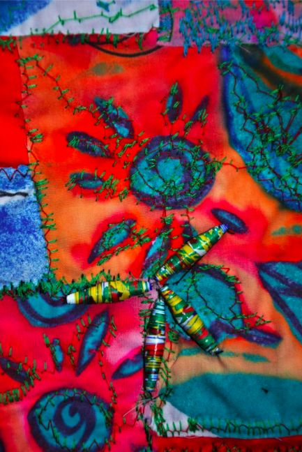 Textile experiment