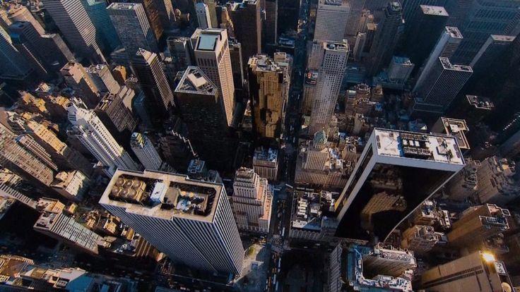 CW's Arrow skyline Star City