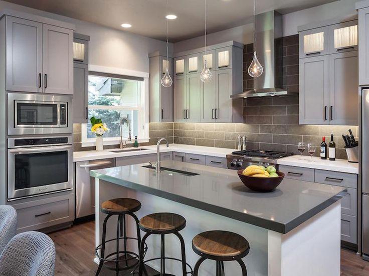 17 meilleures id es propos de plan de travail resine sur pinterest cuisine r sine evier en. Black Bedroom Furniture Sets. Home Design Ideas