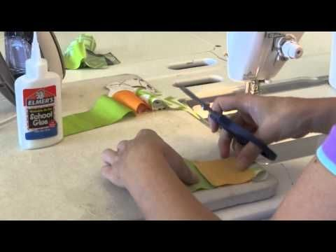 Glue Basting Your Seams