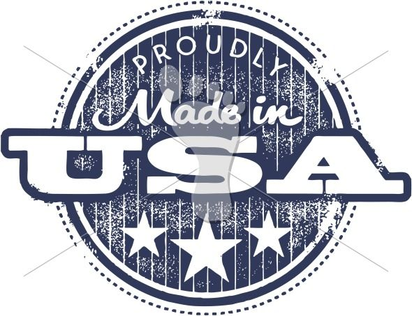 proudly made in the usa brand label stamp stompstock royalty free stock vector rubber stamps. Black Bedroom Furniture Sets. Home Design Ideas