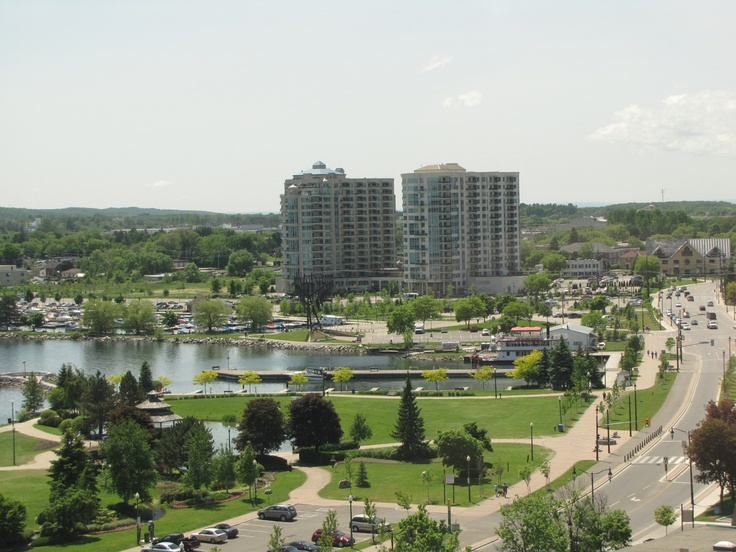 Barrie, Ontario Waterfront by Amateur Photography News