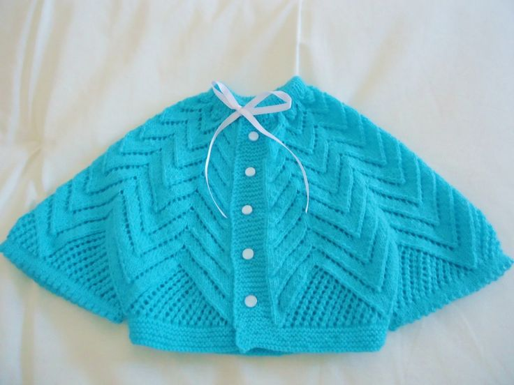 Dos agujas on Pinterest | Tejido, Tejidos and Baby Sweaters