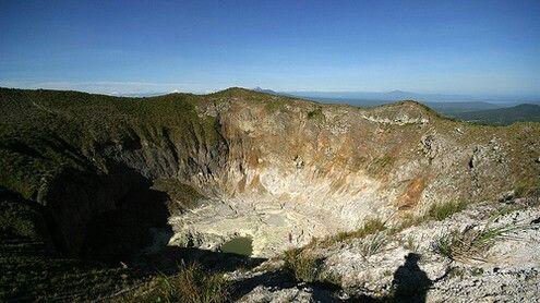 Mahawu Mountain - Manado