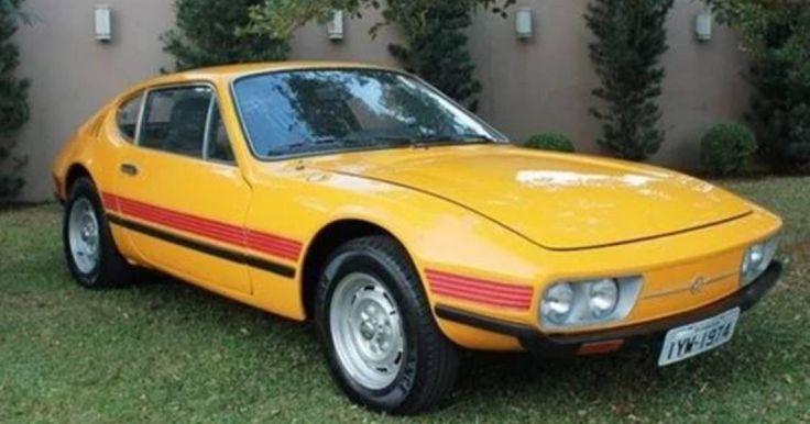 Farbe: Gelb, Laufleistung: 100.000 km, Leistung: 48/65 kW/PS, Karosserieform: Coupé, Baureihe: Typ 53, Verkäufer: Brazilian Classic Cars – www.classic-trader.com