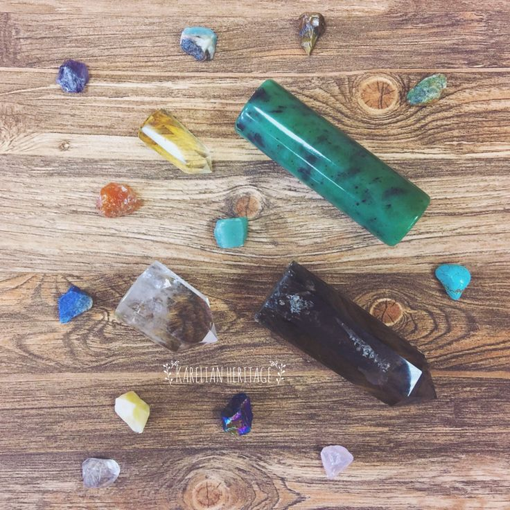 Although we are focused on shungite, we are also huge fans of different crystals and minerals! 💎 Here is a small part of our collection that we got over last year, and we are very proud of this! ✨ If you are interested in shungite and have crystals or crystal jewelry to offer, we are free for barter trade offers! Just let us know and we will negotiate a deal with you! ☝️ #healingcrystals #crystalcollection #KarelianHeritage