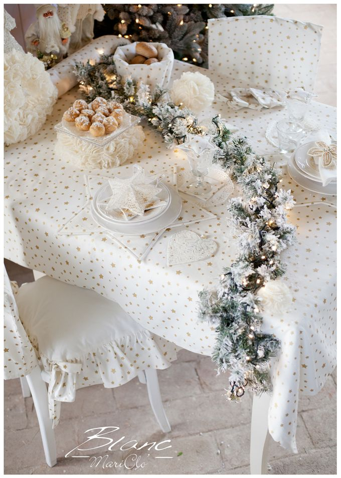 Gold And White Christmas Table Decorations 20 best christmas table setting 2015 | bmc images on pinterest