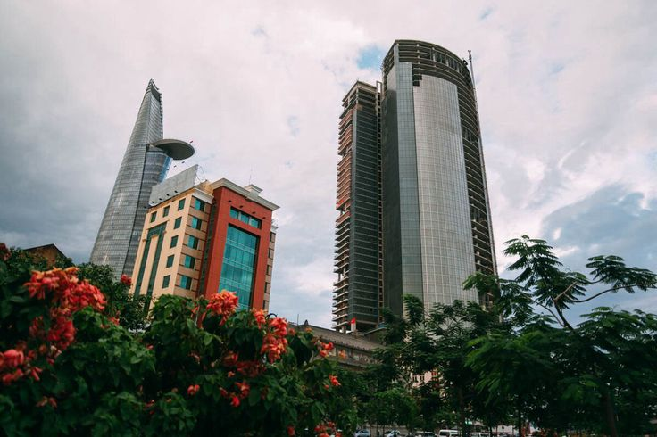Centre of city. Saygon