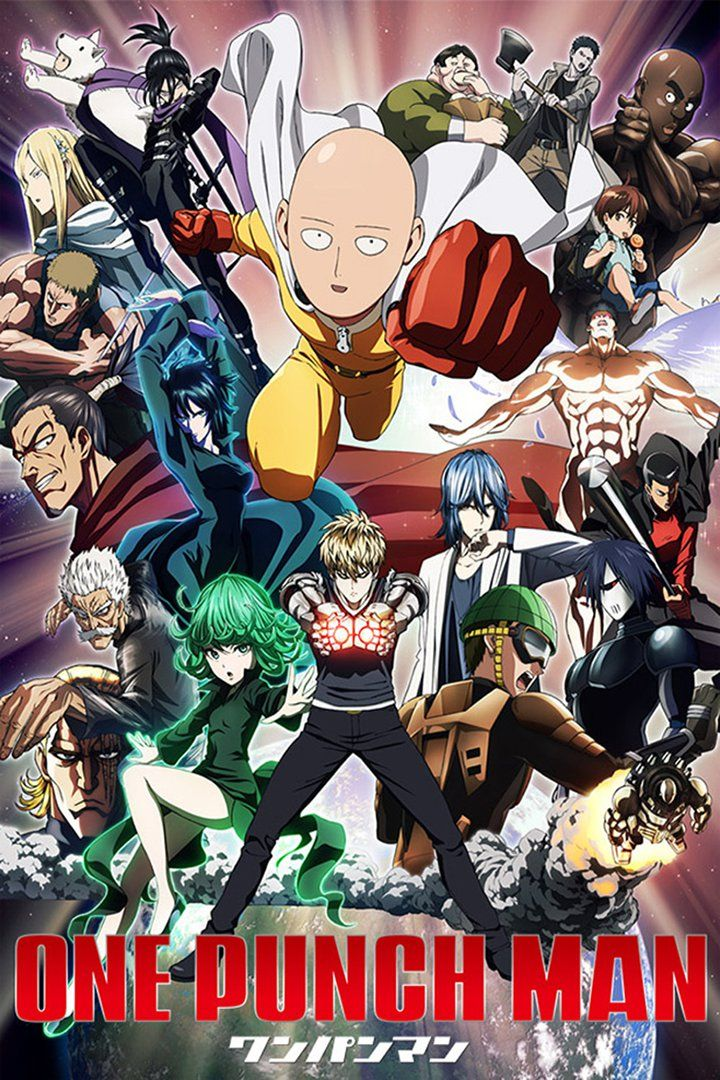 Fall 2015, One Punch Man: This is soo good. A must watch.