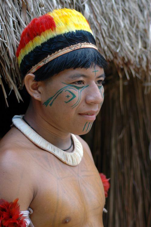 Xingu - Kuikuro                                                                                                                                                                                 Mais