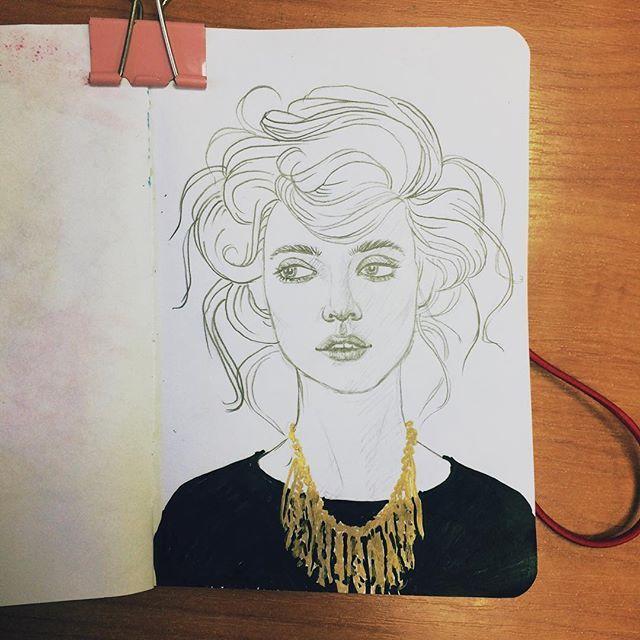 #art #instaart #draw #drawing #paint #painting #sketch #sketching #sketchbook…