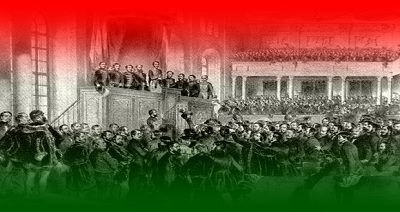 1948-49 -es Forradalom és Szabadságharc . Éljen a Magyar Szabadság! Éljen a Haza!