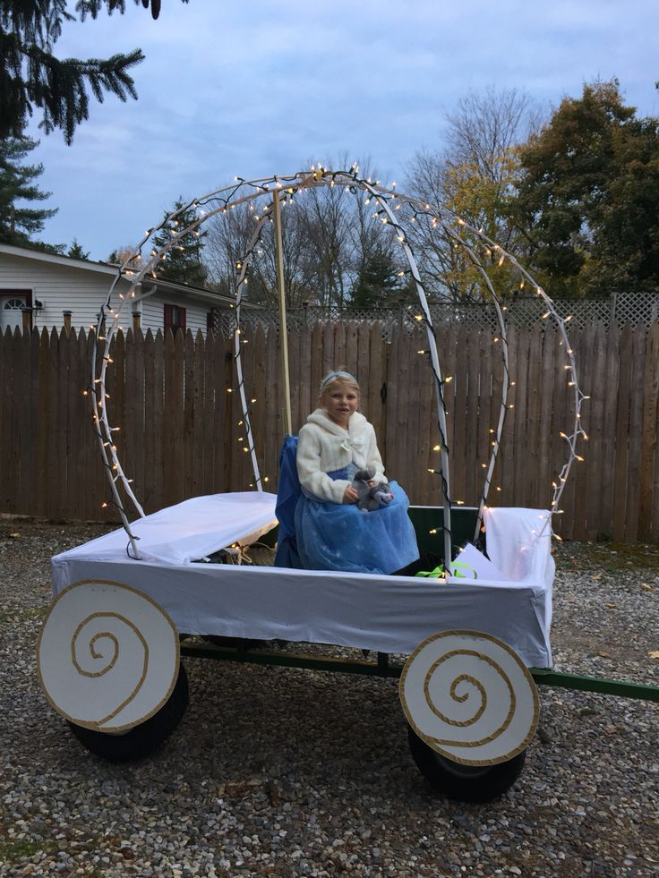 26 best images about golf cart competition on pinterest for Princess float ideas