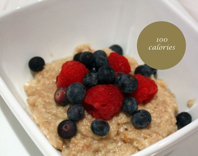 meg-made: Porridge with berries. 5:2 Fast Diet recipes
