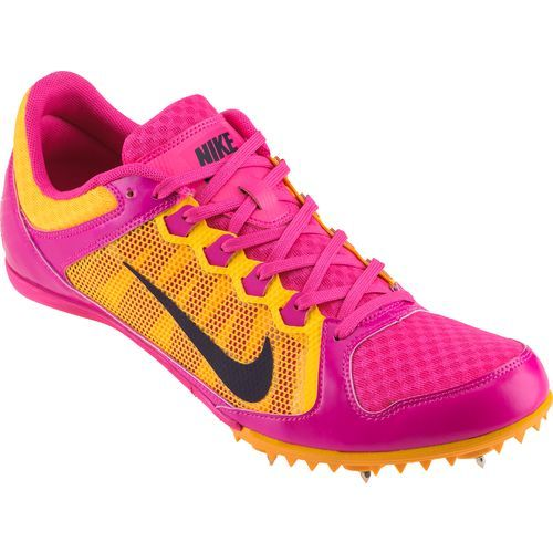 My new track shoes!! Cool Nike track shoes! Aren't they awesome????!!!!!!