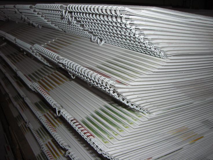 Kalendarze spiralowane - sprawdź te najlepsze. #kalendarze #spiralowane #drukarnia