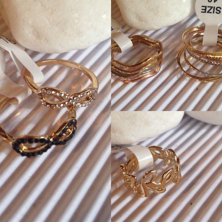 I ❤️ chevalier rings