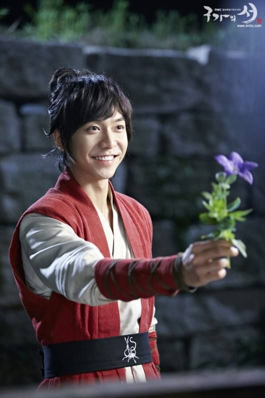 Lee Seung Gi, Gu Family Book. Such a good drama :)